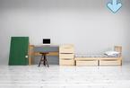 可拆卸可组装 陪你从小到大的家具套装设计