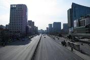 """大城市上演""""空城计""""(1/13) - 华东 - 华东的博客"""