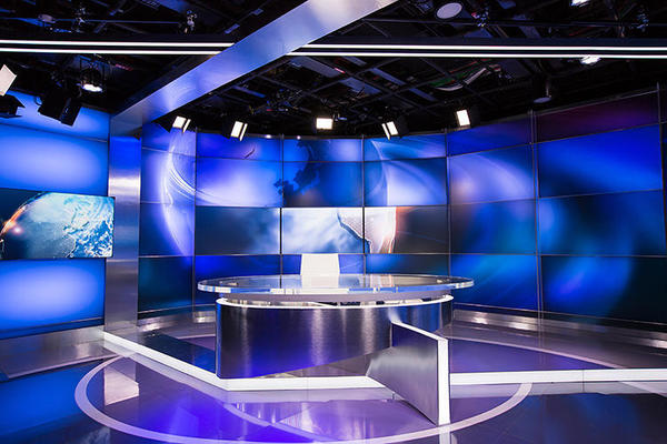 外媒曝《新闻联播》新演播室