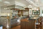 不是餐厅专利 家庭不锈钢厨房趣味猛增易打理