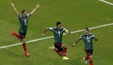 墨西哥3-1克罗地亚 连续6届晋级16强