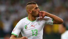 H组-阿尔及利亚1-1俄罗斯