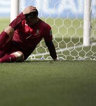 C罗巴西世界杯最后一战