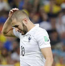 E组-法国0-0厄瓜多尔