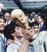 回顾德国与阿根廷交战史