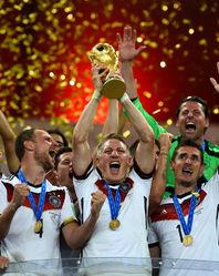 决赛-德国1-0阿根廷夺冠
