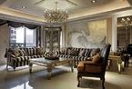 洛可可风格英式别墅 经典豪华显气派