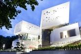 新加坡的阿难陀寺,是一座泰国佛教寺庙,由克扎尔建筑事务所设计,入围未来项目-文化设施单元。(实习编辑:温存)