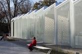 英国基督城植物园的游客中心,由帕特森公司设计。(实习编辑:温存)