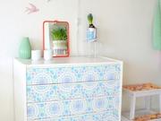 壁纸还能这样用 10种壁纸创意使用法点缀家居环境