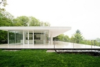 梦想中的玻璃房子 哈德逊河岸住宅与大自然作伴