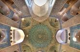 亚兹德亚兹德,伊朗jameh清真寺 (实习编辑:温存)