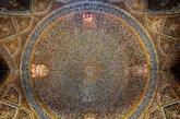 在伊朗赛义德清真寺的圆顶设计(实习编辑:温存)