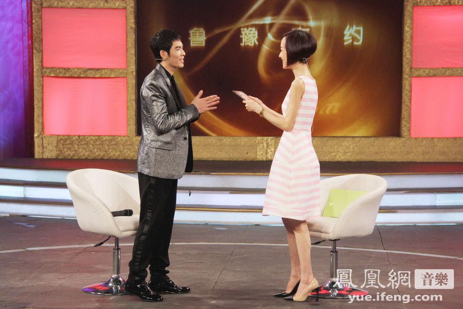 萧敬腾 鲁豫有约 变演唱会 被谢娜控诉 霸占 张杰
