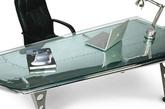 除了引擎外,MotoArt也将机翼改造成会议桌、轮组变成小型咖啡桌,彻底活用飞机的各式零件,展现了无穷的创意与设计能量。(实习编辑:石君兰)