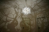 让卧室一秒变森林的枝型吊灯(实习编辑:温存)