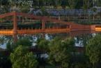 入围世界建筑节的项目----银川艾依河滨水景观公园