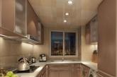 温暖的灯光下为自己做一顿美好晚餐吧!温馨厨房图片赏析。(实习编辑:江冬妮)
