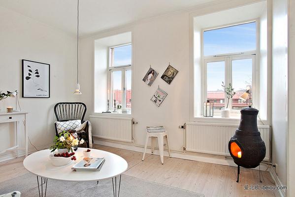租屋族轻装修示范 只需一天时间就能布置好新房