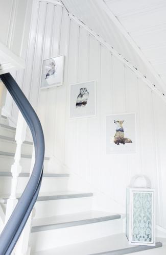 """""""经典设计""""斯堪的纳维亚风格小屋 简洁明快朴素优雅"""