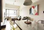 面积受限情形下 如何让小宅拥有舒适大空间