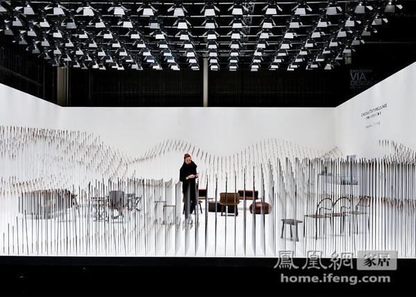 巴黎家饰展上的超时代设计