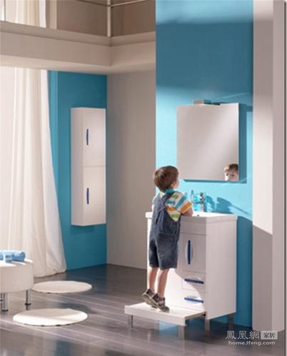 为孩子考虑的儿童家居设计 颜色可爱且方便有趣