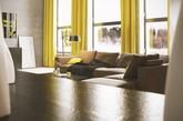 冬日里,没有了耀眼的阳光。那么不妨在家中点缀些淡黄色,温暖舒适的格调使得整个房子暖和起来。淡黄色也是清新的颜色,在整个家居设计中,淡雅还不失韵味,明亮而不忧愁。(实习编辑:周芝)