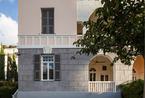 老房子的春天 特拉维夫老建筑的现代风格装修设计