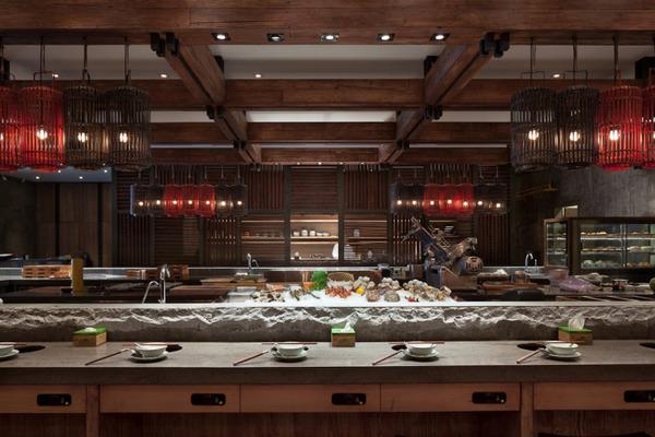 吃货看过来:上海齐民有机火锅餐厅有得吃有得看