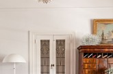 干净的调色板和小巧的装饰品让纽约家居拥有着特有的自然特性。