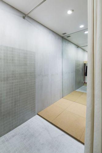 日本东京Uchino毛巾专卖店店面设计