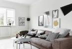 多一分温馨少一分清冷  哥德堡公寓设计