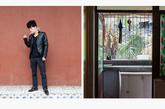 杨元,18岁,浪漫空间沙龙。杨元最近刚搬到这个老旧的公寓楼内和女朋友同居。