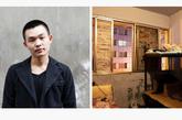 邓海波,21岁,美时美刻发艺沙龙。他和两名同事租住在商业区一个简陋的出租房里,因为夜晚楼下的霓虹灯太亮,他和室友不得不在窗户上糊一层报纸,来降低屋子里的亮度。