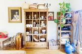 加州阳光果然不是浪得虚名!位于美国加州原木乡村居,和煦阳光充满整间屋子,原木家具让家里飘散温馨气氛。(实习编辑:谭婉仪)