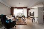 融合现代与经典的165平米公寓 怎能不让人欢喜