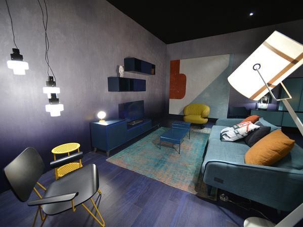 米兰家居展:时装设计师打造好看又有趣的家具和房子