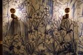 饰面引自中国著名的陶瓷