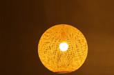 3. 日式风格的球灯