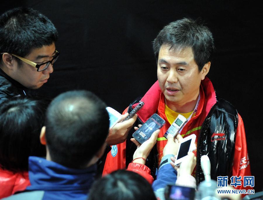 施之皓当选国际乒联副主席