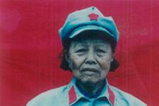 红色娘子军长寿战士