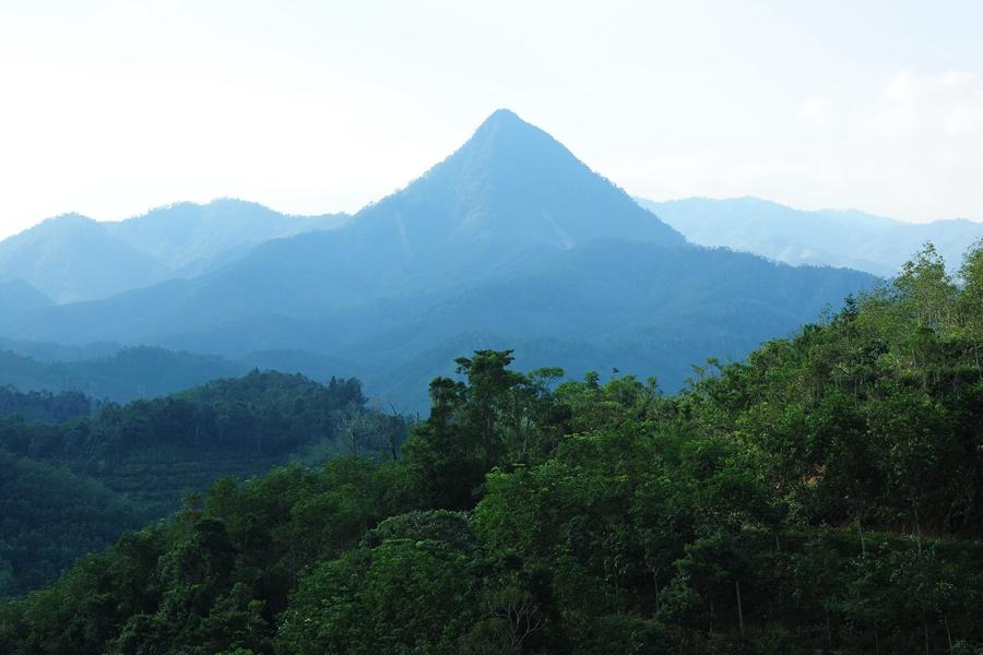 茶溪谷周边景色-尖岭
