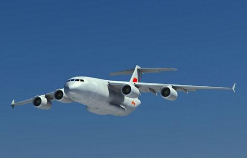外媒:中国运-20大飞机将于今年亮相