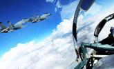 直击中国军方搞史上最大规模空战