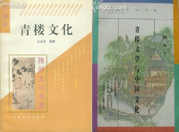 北大教授孔庆东《青楼文化》一书被指抄袭