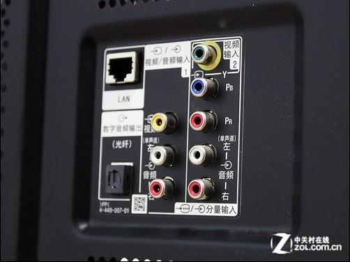 sony电视接线图