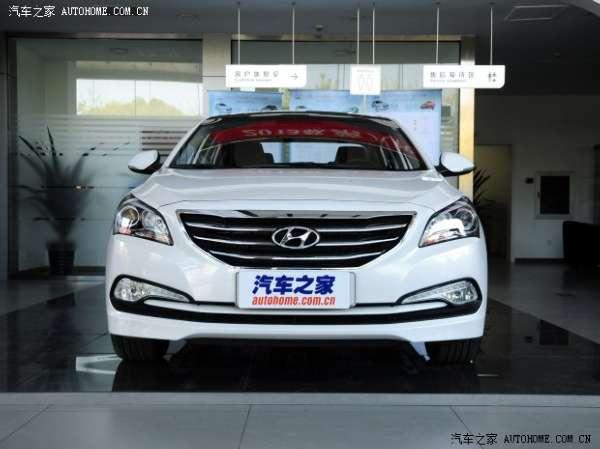 现代北京现代名图2014款1.8l 自动dlx