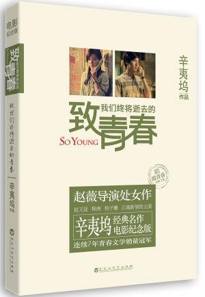 《致青春》原著小说封面