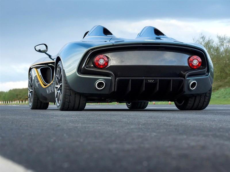 阿斯顿马丁 cc100 2013款 speedster concept 高清图片